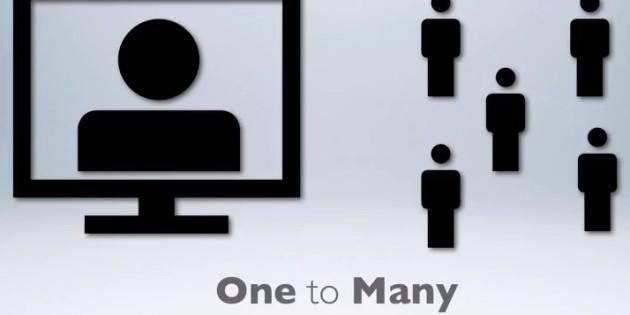 One to Many Kommunikation