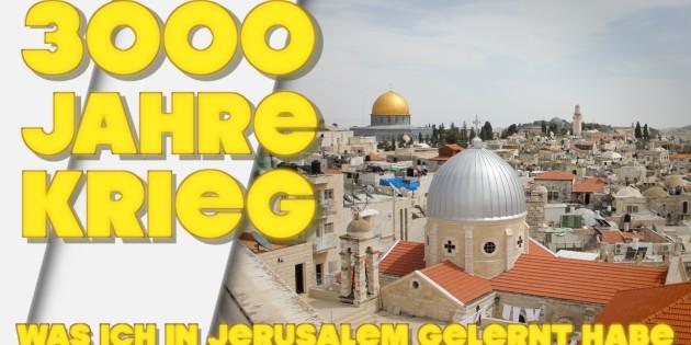 3000-Jahre-Krieg